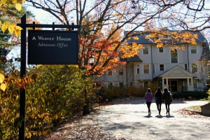 Weaver House by Hannah Degner '15 Photography Edior