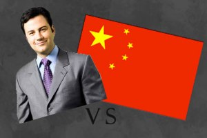 Chinese communities have every right to demand Kimmel's resignation